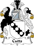 Cutts Family Crest