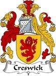 Creswick Family Crest