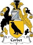 Corbet Family Crest