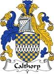 Calthorp Family Crest