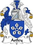 Astley Family Crest