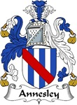 Annesley Family Crest