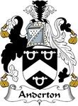 Anderton Family Crest