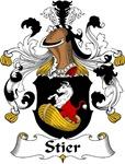 Stier Family Crest