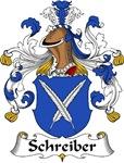 Schreiber Family Crest