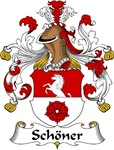Schoner Family Crest