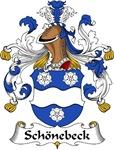 Schonebeck Family Crest