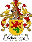 Schonberg Family Crest