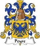 Peyre Family Crest