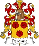 Peronne Family Crest