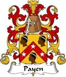 Payen Family Crest
