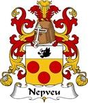 Nepveu Family Crest