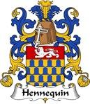 Hennequin Family Crest