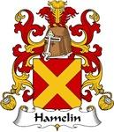 Hamelin Family Crest