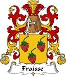 Fraisse Family Crest