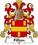 Fillion Family Crest