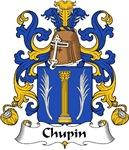 Chupin Family Crest