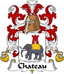 Chateau Family Crest