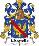 Chapelle Family Crest