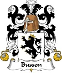 Busson Family Crest