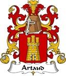 Artaud Family Crest