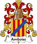 Amboise Family Crest