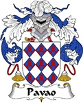 Pavao Family Crest