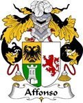 Affonso Family Crest