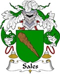 Sales Family Crest