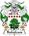Rubalcava Family Crest