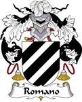 Romano Family Crest