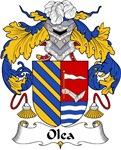 Olea Family Crest