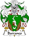 Barranca Family Crest