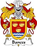 Bances Family Crest