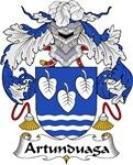 Artunduaga Family Crest