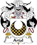 Artal Family Crest