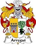 Arregui Family Crest