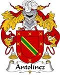 Antolinez Family Crest