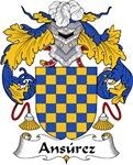 Ansurez Family Crest