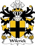 Wilcrick Family Crest