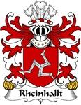 Rheinhallt Family Crest