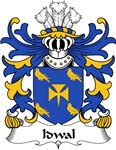 Idwal Family Crest