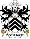 Archdeacon Family Crest