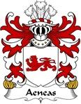 Aeneas Family Crest
