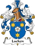 Lucken Family Crest
