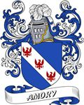 Amory Coat of Arms