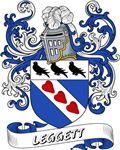 Leggett Coat of Arms