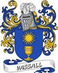 Vassall Coat of Arms