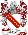 Winslow Coat of Arms