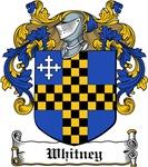 Whitney Family Crest